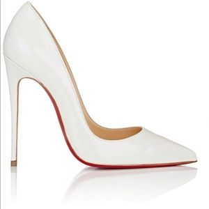 "Christian Louboutin ""So Kate"" 120 Patent Leather"
